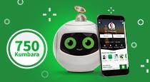 Garanti Cep'ten QR ile para çekme işlemi yapan 750 müşterimize Ugi Kumbarası hediye!