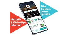 Türk Telekom Sil Süpür uygulamasından haftalık 5 GB Hediye!