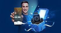 Garanti BBVA Mobil'den müşterimiz olun, Apple Watch 6 kazanma şansı yakalayın!