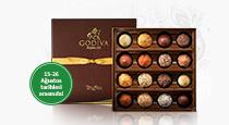 Bayram ikramınız Godiva'dan %20 indirimli!
