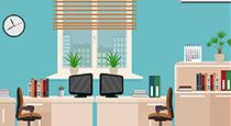 Ofis malzemeleri ve mobilya harcamalarına ücretsiz 3 taksit!