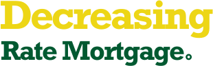 Decreasing Rate Mortgage