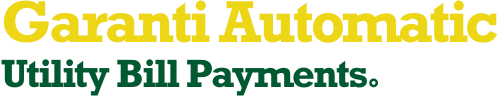 Automatic Utility Bill Payments