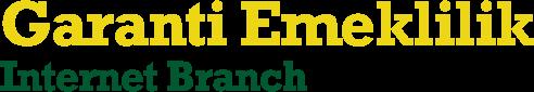 Garanti Emeklilik Internet Branch