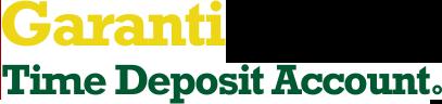Garanti Time Deposit Account
