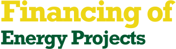 Financing of Energy Projects