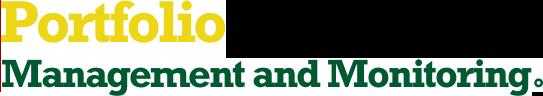Portfolio Management and Monitoring