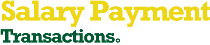 Salary Payment Transactions