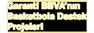 Garanti BBVA'nın Basketbola Destek Projeleri